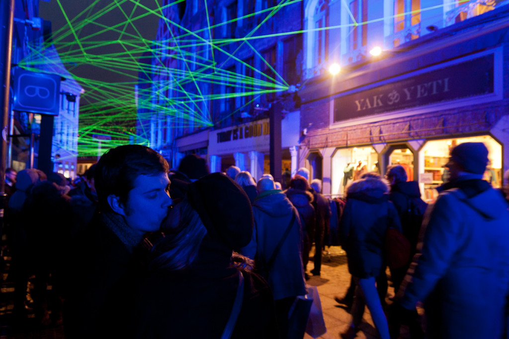 Фестиваль света в Генте